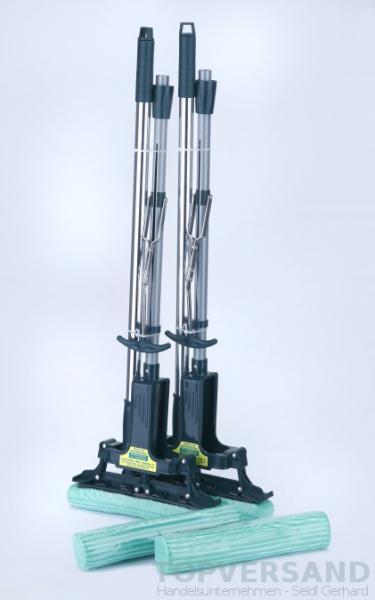 SprintCleaner - 2 Wischmops und 2 Ersatzschwämme