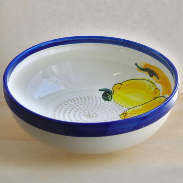 Keramikreibe-Schüssel ANABEL