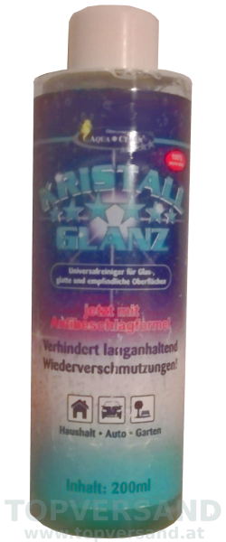 Kristall Glanz 200ml