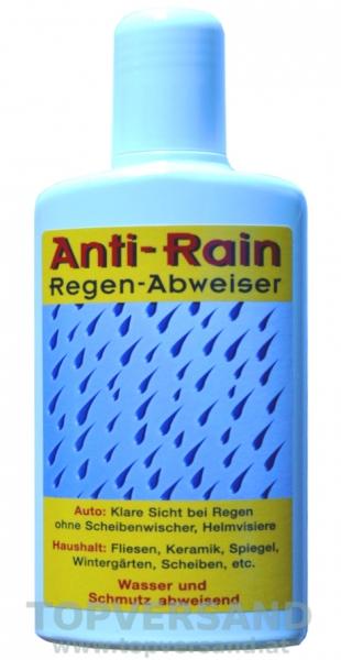 AntiRain Regenabweiser