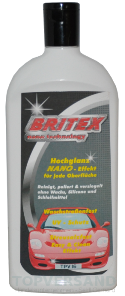 Britex Politur, 500ml
