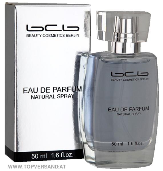 Eau de Parfum, silber - für IHN