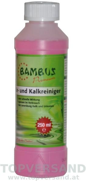 Bambus Sanitär- und Kalkreiniger